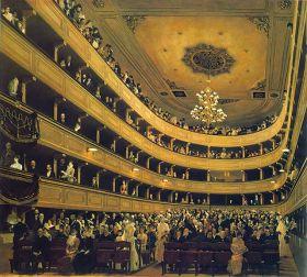 Sala - Gustav Klimt - reprodukcja