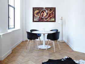 Idylla - Gustav Klimt - reprodukcja