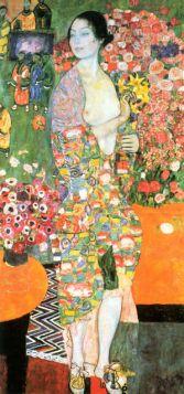 Tancerka - Gustav Klimt - reprodukcja