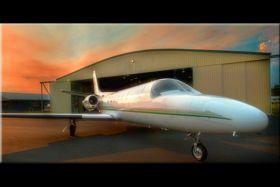 Samolot Cessna Business Jet