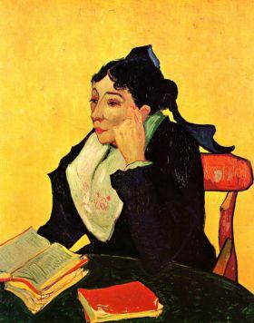 Van Gogh - Arlesienne