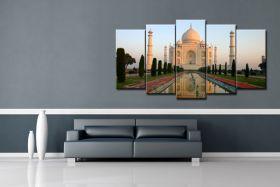 Taj Mahal, Agra, Indie
