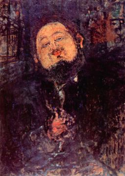 Diego Rivera - Amedeo Modigliani - reprodukcja