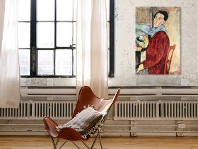 Autoportret - Amedeo Modigliani - reprodukcja