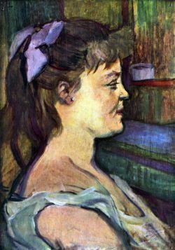 Femme de Maison by Toulouse-Lautrec
