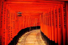 Japonia, Torii