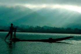 Birma, łódź