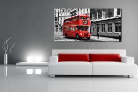Londyn, Czerwony autobus