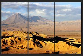 Chile, pustynia Atakama