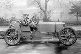 Auto Race Vanderbilt