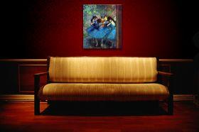 Baleriny [2]  - Edgar Degas - reprodukcja