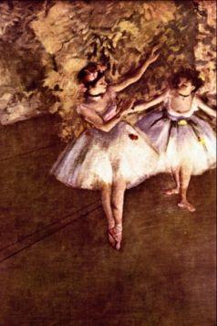 Młode tancerki - Edgar Degas - reprodukcja