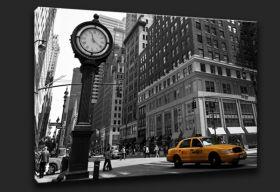 Nowy Jork, Taxi