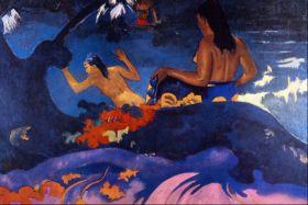 Fatata Te Miti by Gauguin