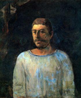 Galgotha by Gauguin