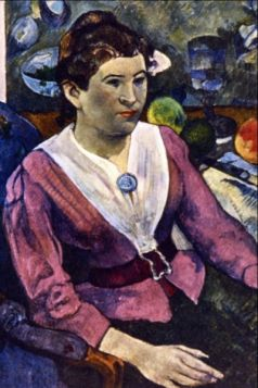 Maire Henry by Gauguin