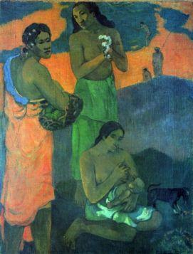 Motherhood by Gauguin