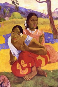 When are you Getting Married by Gauguin