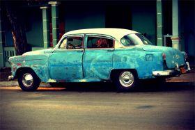 Samochód, Kuba
