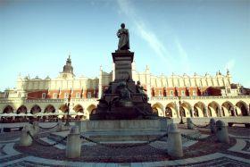 Pomnik Adama Mickiewicza, Kraków