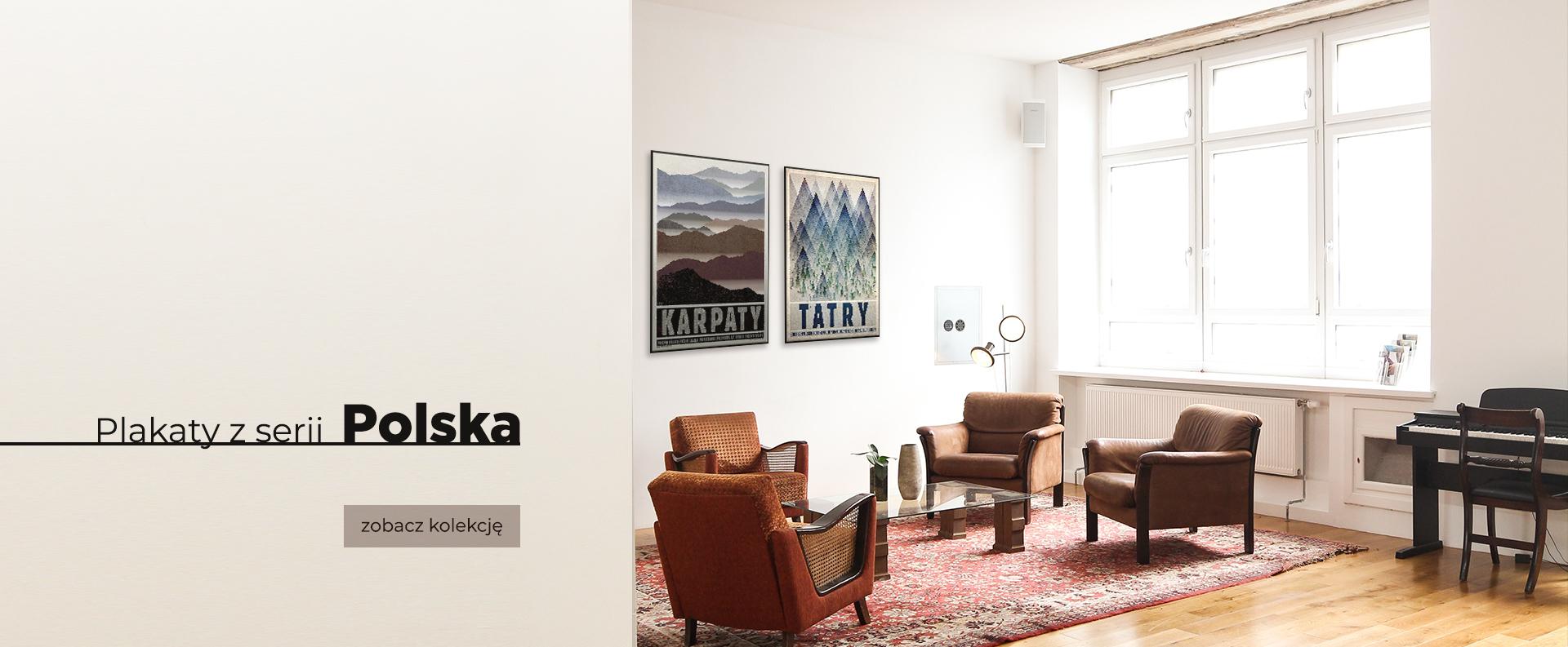 plakaty ryszard kaja seria polska